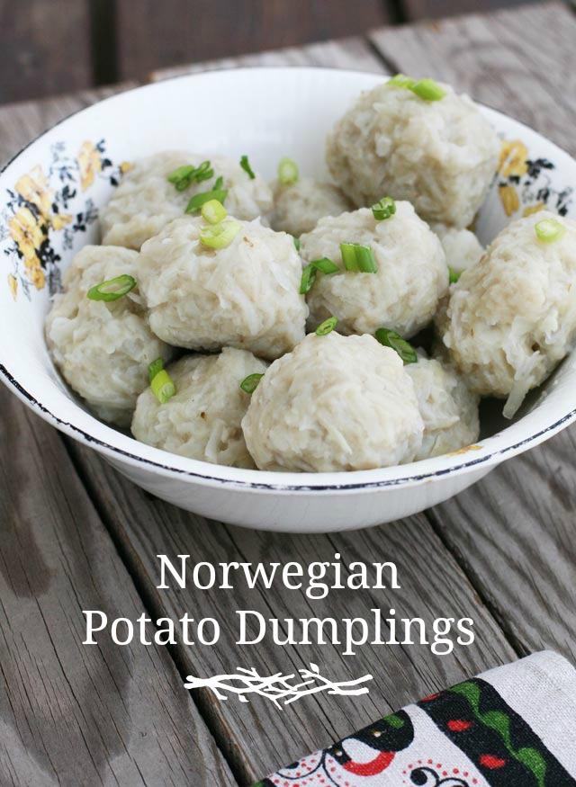 Norwegian potato dumplings klub cheap recipe blog - Norwegian cuisine recipes ...