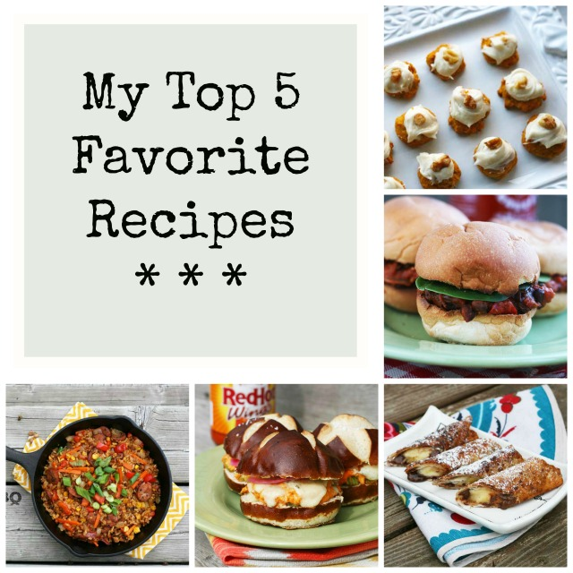 Get my Top 5 Recipes when you sign up for my email newsletter! From Cheap Recipe Blog.