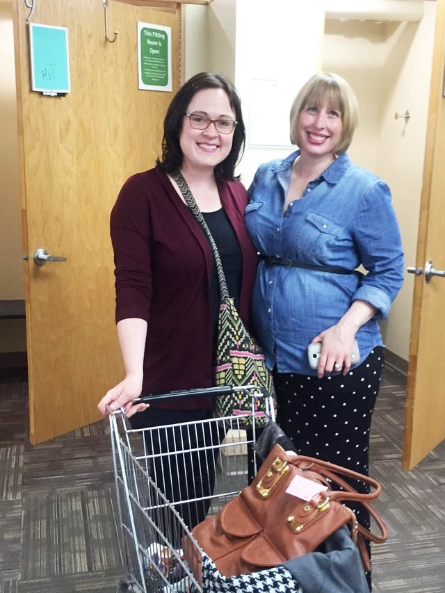 Set up a free thrift styling session at Arc's Value Village in the Twin Cities