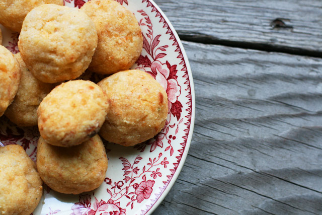 Savory pepper jack cookies: A SAVORY cookie that will knock your socks off. They're SO good!