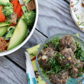 Click through for recipe: My Norwegian grandmother's meatball recipe. A classic!