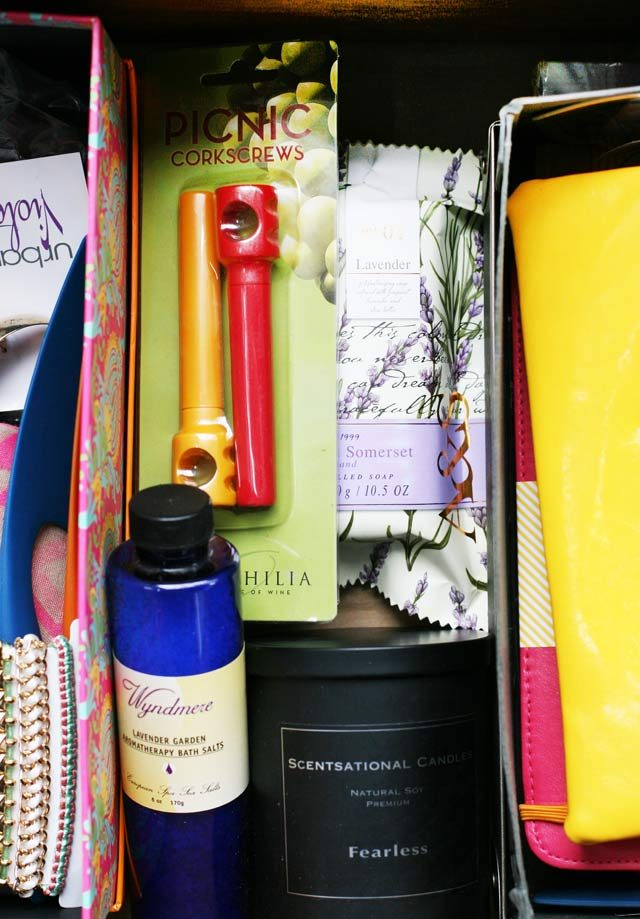 How to create a gift drawer. This useful idea can save you time, money, and stress!
