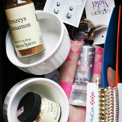 Tips for creating your own gift drawer. Include a variety of gift-appropriate items and you'll be ready for any party!