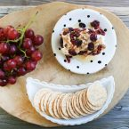 30-second appetizers: Goat cheese logs