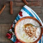 Norwegian rice pudding (risgrot) recipe