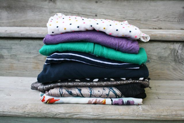 How I save money on clothes: Click through for tips to get great clothes on a budget