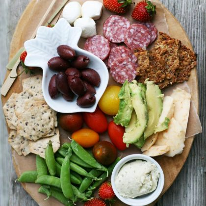 How to assemble a charcuterie board on a budget