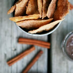 Churro chips: Learn how to make them at home for just pennies!