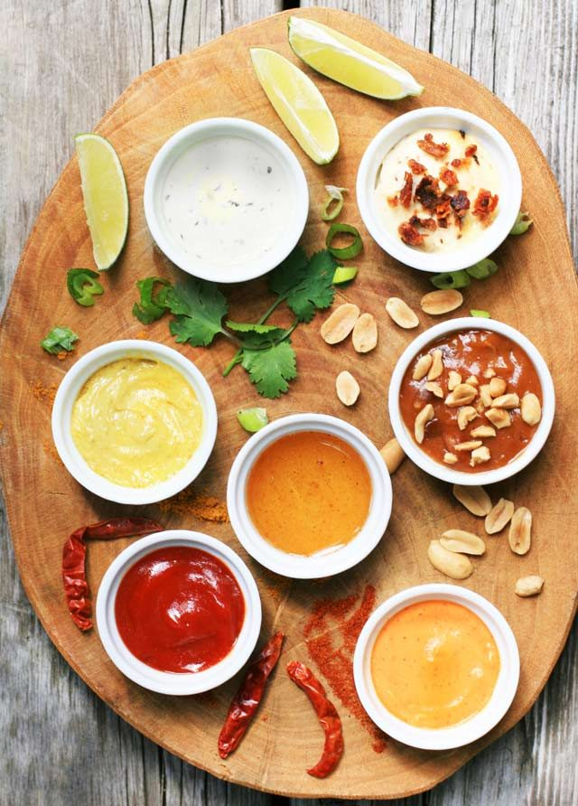 Dipping Sauces For French Fries: Try something new on your fries! Click through for lots of creative ideas.