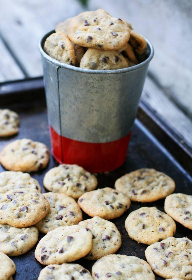 Mini Chocolate Chip Cookies �C Cheap Recipe Blog640 x 933 jpeg 85kB