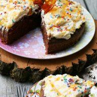 FDR's Birthday Cake Recipe: Eleanor Roosevelt's chocolate cake recipe. Click through for this historic recipe!