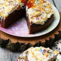 FDR's Birthday Cake Recipe