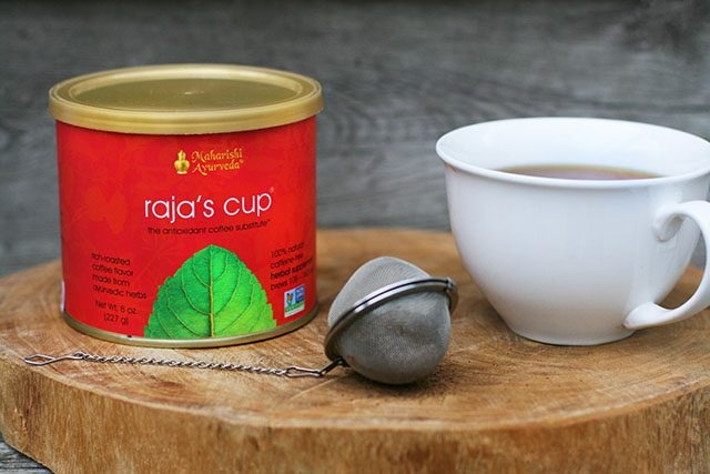 Raja's Cup: A coffee alternative that is brewed like tea. Click through to find out more!