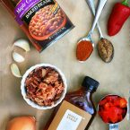 How to doctor up a can of baked beans: Adding a few ingredients can make a plain can of beans into something delicious!