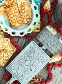 Norwegian goro cookies: Learn how to make this delicious traditional Norwegian cookie!