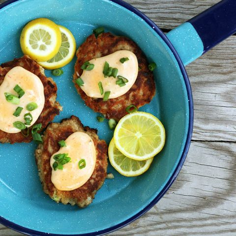 Easy salmon patties using canned salmon. So delicious, so simple to make!