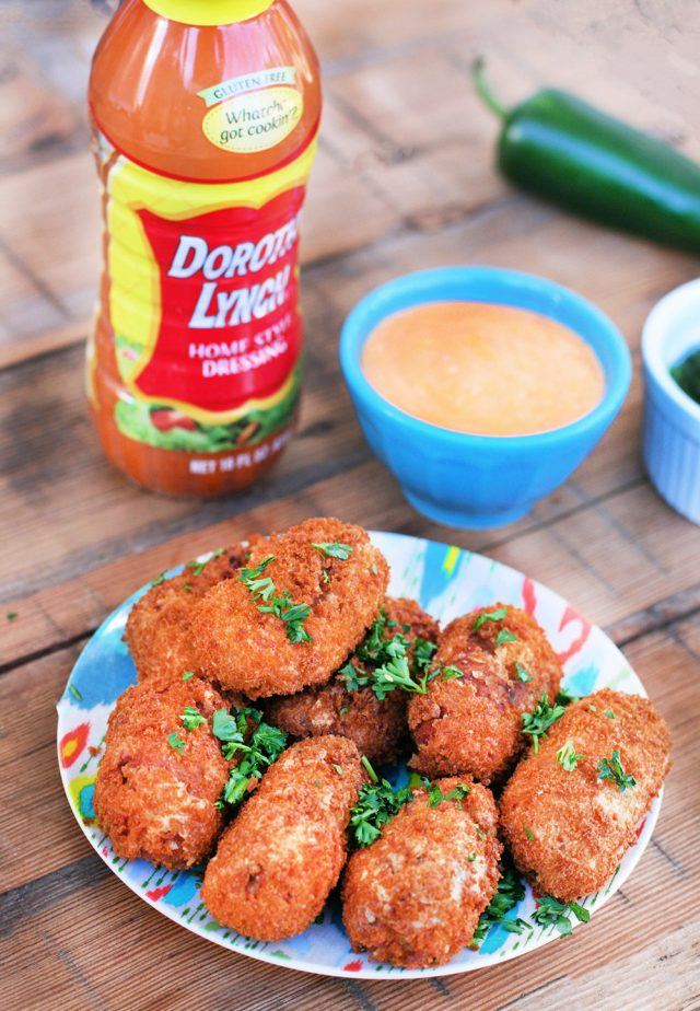 Breakfast croquettes: Make these bite-sized treats for breakfast. Click through for recipe!