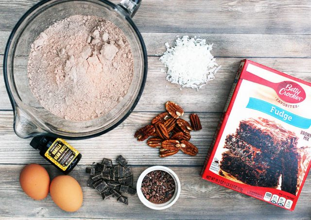 How to make boxed brownies taste better: Click through for simple and cheap ideas!