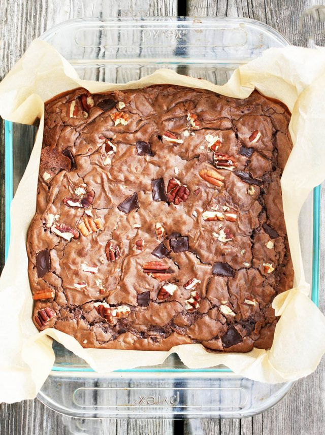Learn cheap and easy ways to improve boxed brownies!