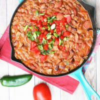 How to make homemade charro beans: The famous Mexican bean recipe that's loaded with meat!