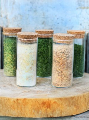 Gift Worthy: DIY Dried Herbs And Spices