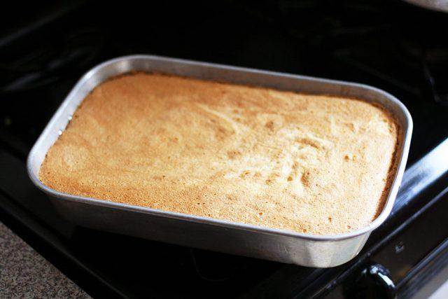 How to make mock angel food cake