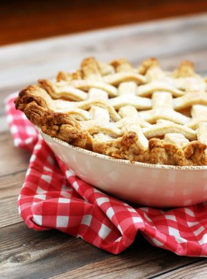 Pie In A Bowl