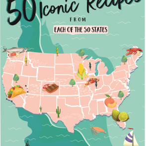 50 Iconic recipes from each of the 50 states