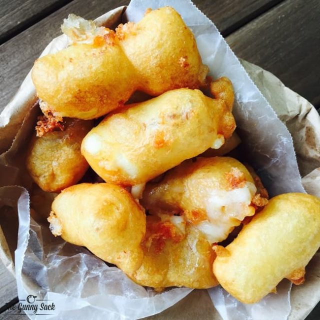 Learn how to make the Wisconsin favorite: Fried cheese curds!