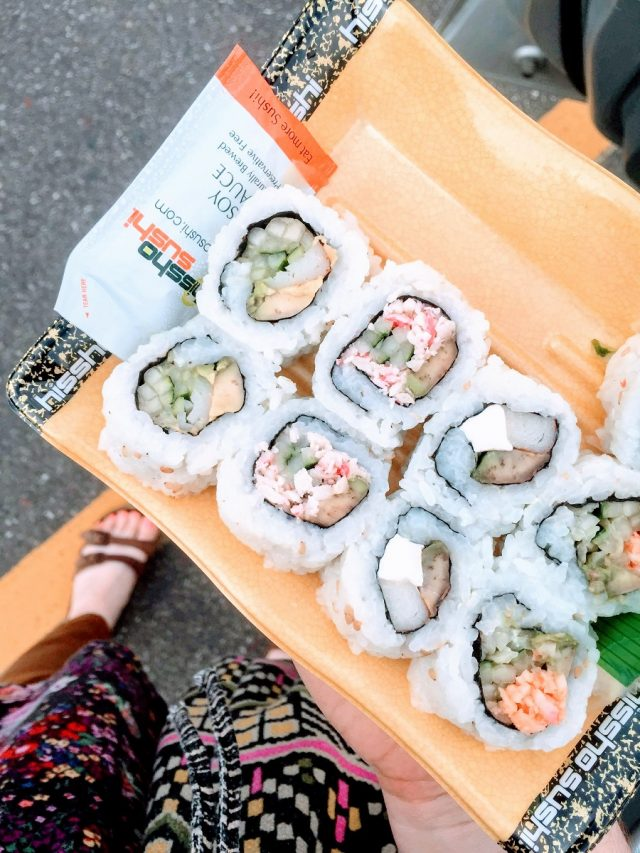 Is supermarket sushi worth it? Find out more, and tips to save money on sushi!